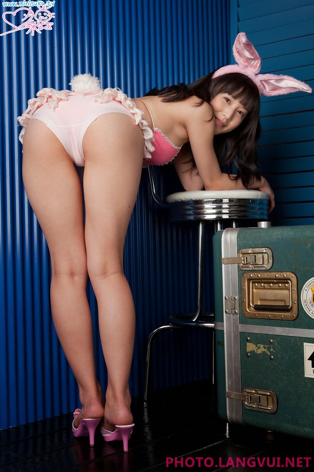 Minisuka Yuri Hamada 15062012 part4