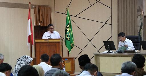 Pelaporan Harta Kekayaan Penyelenggara Negara dan ASN Sukabumi oleh KPK