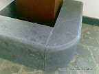 Curved Block Stone