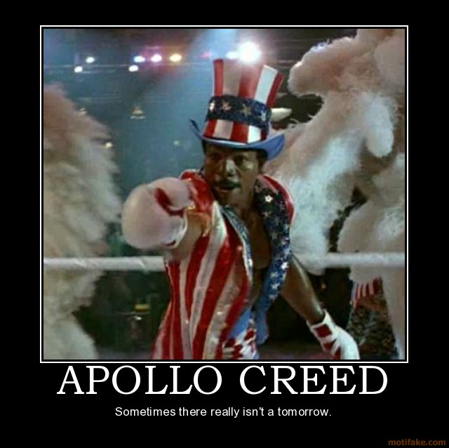 Apollo Creed (Character) - Quotes - IMDb