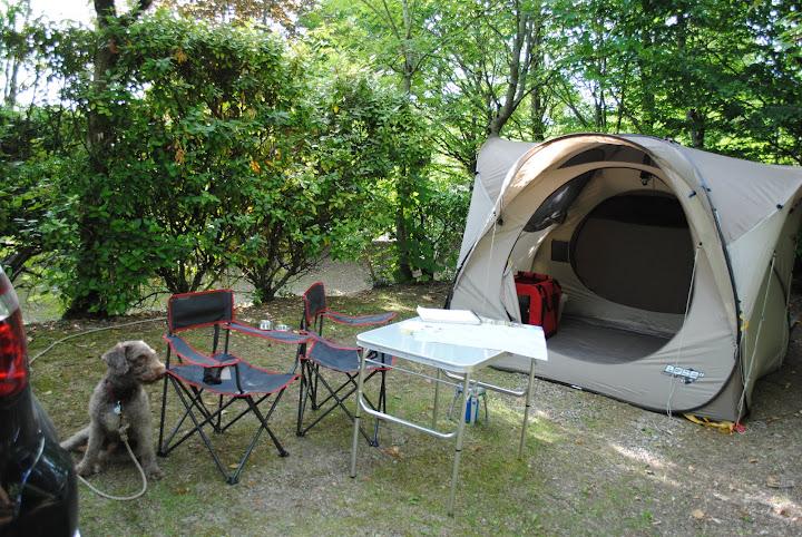 Tux, Carretera y Manta - Camping Francia Verano 2011