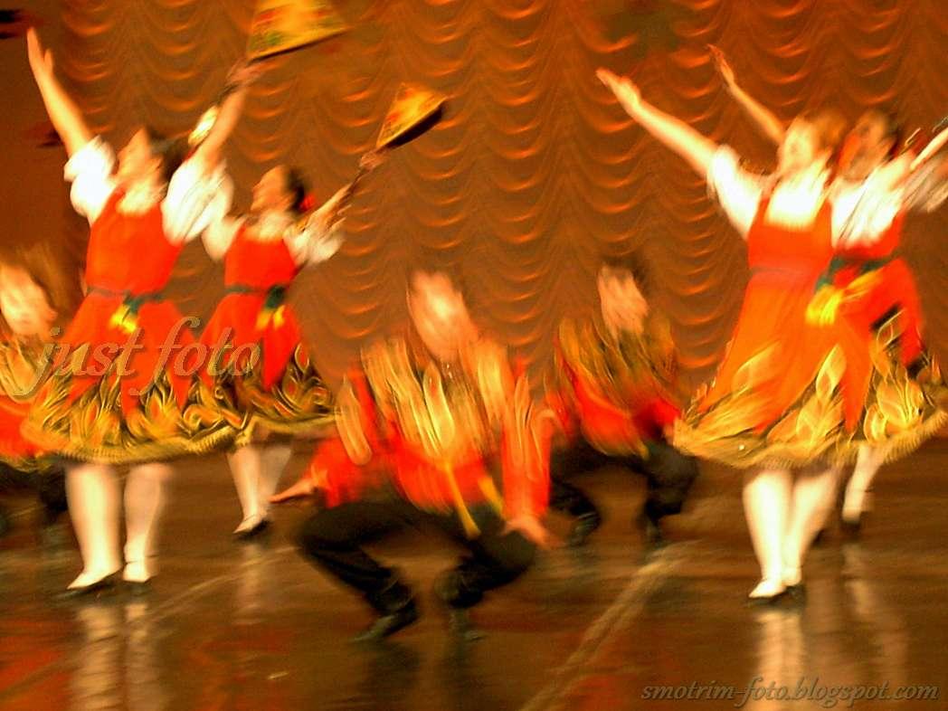 Россияночка - рисунки танц фото