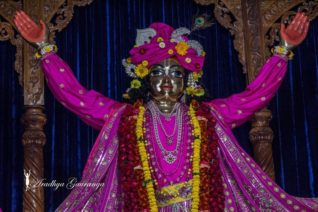 ISKCON Mayapur Deity Darshan 18 Jan 2017 (32)