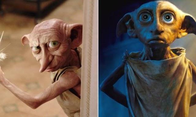 Somente os fãs dos livros sabem esses detalhes sobre Dobby o Elfo Doméstico