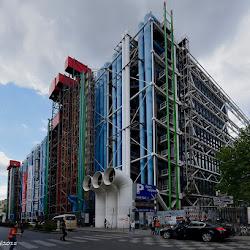 The Centre Pompidou's profile photo