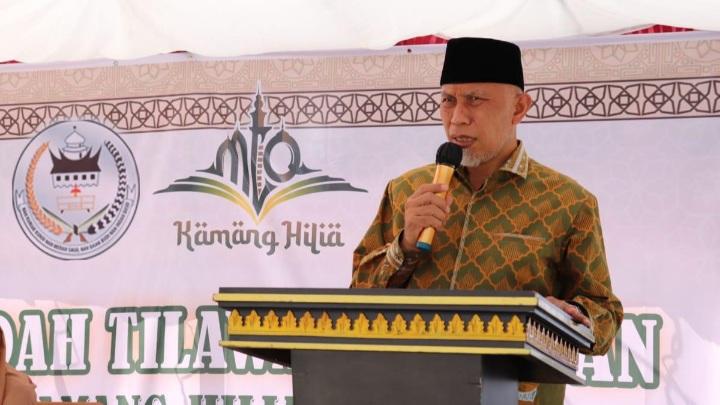 Gubernur Sumbar: Daerah Zona Hijau Boleh Gelar Salat Idul Adha Berjamaah