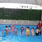Water Play Activity by Playgroup Morning Section at Witty World, Chikoowadi (2018-19)