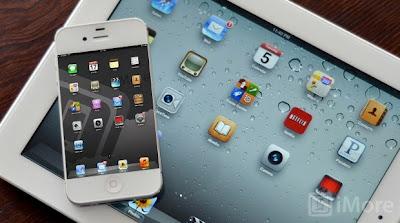 iPadのスクリーンに移行する