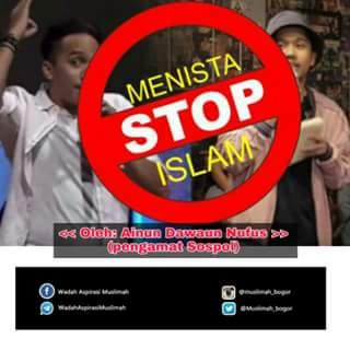 STOP MENISTA ISLAM!