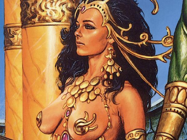 Light Of Holy Wizard, Fantasy Girls 1
