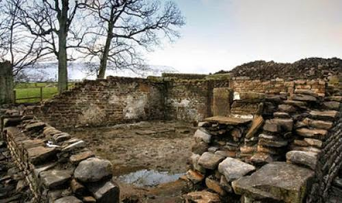The Witches Cottage Of Pendle Hill