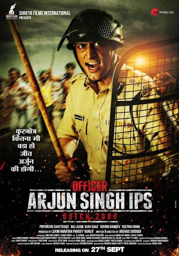 Officer Arjun Singh IPS 2019