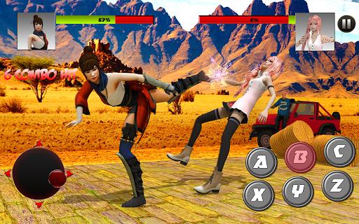 Women Kung Fu Fighting 2.1 screenshots 5
