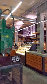 Tilt Restaurant, Pearl District location in Portland