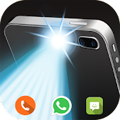 Flash Alerts call, sms - Super Flashlight
