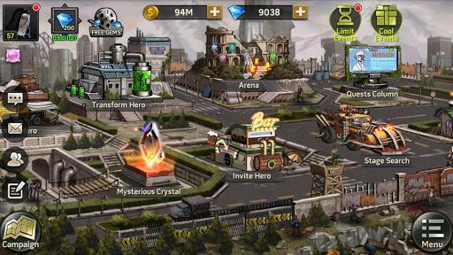 Code Triche Zombie Strike: Last War of Idle Battle (AFK RPG)  APK MOD (Astuce) screenshots 6