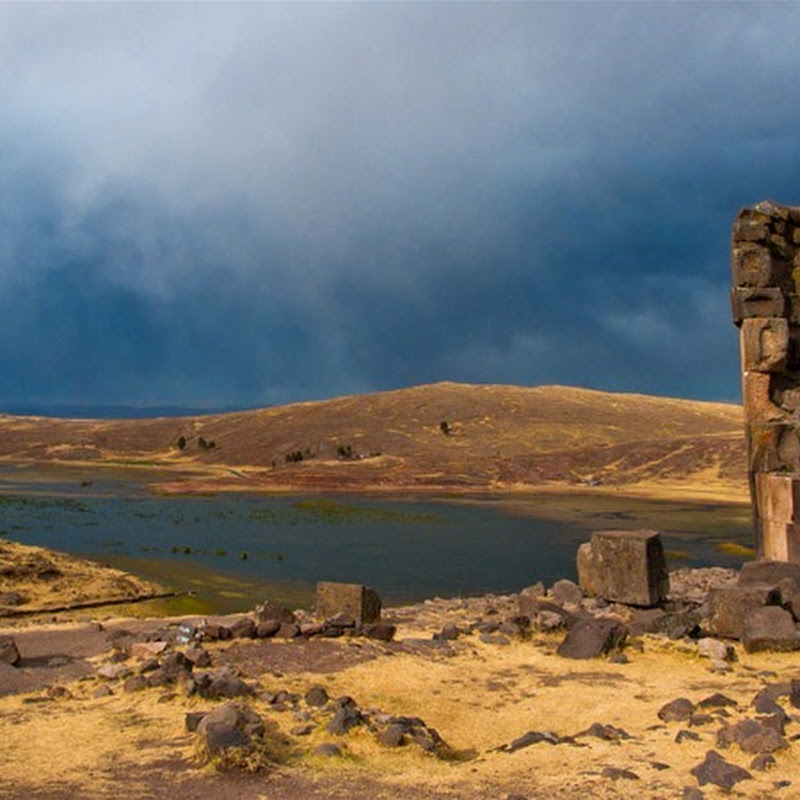 The Chullpas of Sillustani