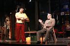 Amerikai bölény - Szervét Tibor és Csányi Sándor, Thália Színház (Fotó: Csatáry-Nagy Krisztina)