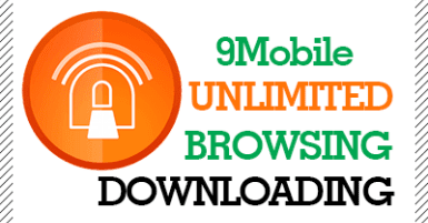 9mobile unlimited browsing and downloading via Anonytun Apk