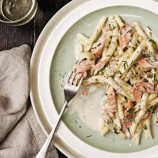 Smoked Trout With Pasta Recipes.