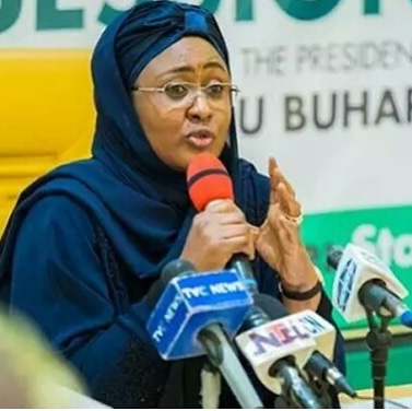 Aisha Buhari Slams Nigerian Governors, Roots For Social Media Regulation