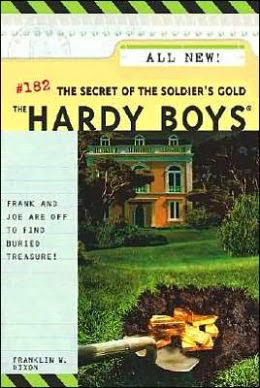 The Secret of the Soldier's Gold cover
