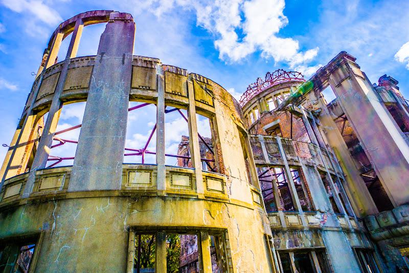 平和記念公園 原爆ドーム1