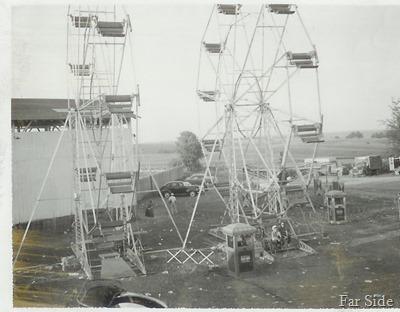 Double Wheels early days Waukon Iowa