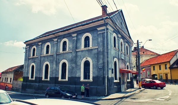 sinagoga reghin