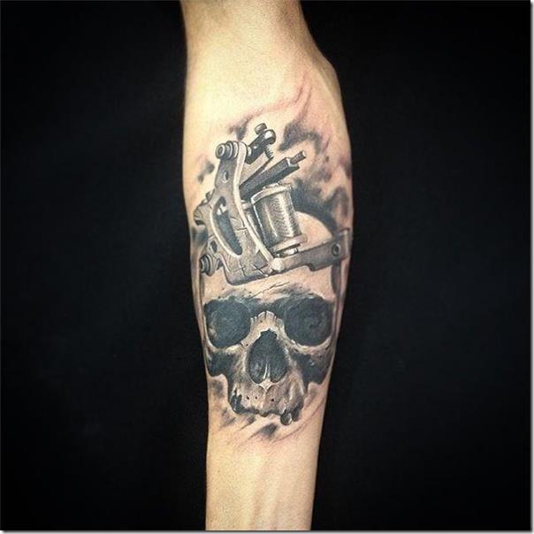Fotos De Tatuajes De Calavera Tatuajes247