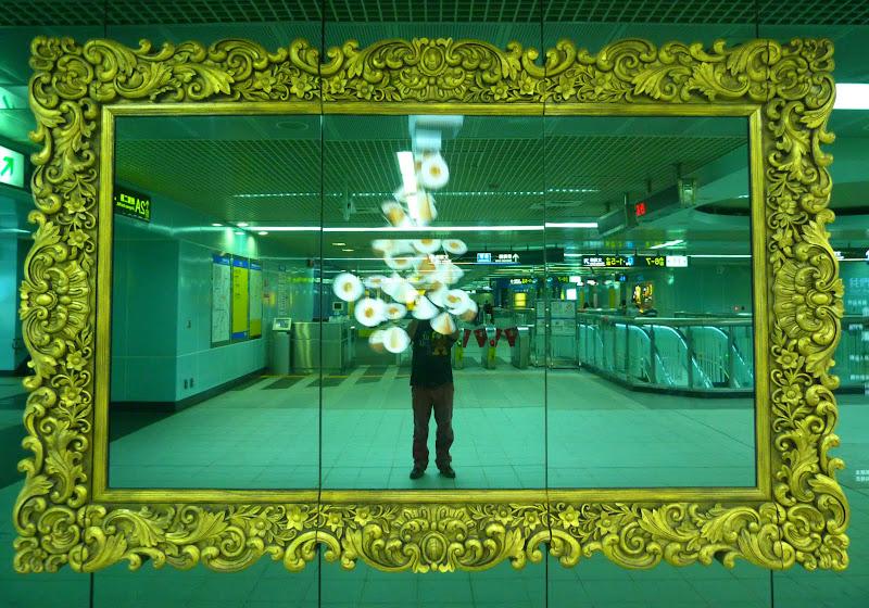 station de métro Nangang