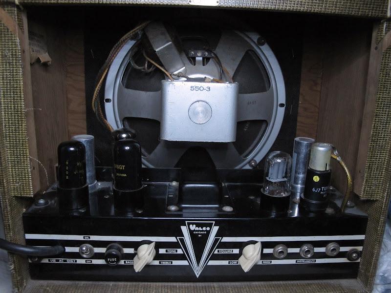 Valco guitar amp