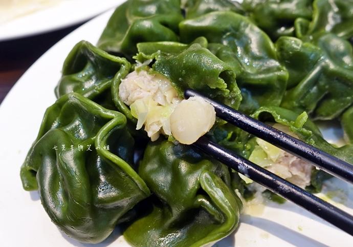 25 巧之味水餃 干貝水餃 台北美食