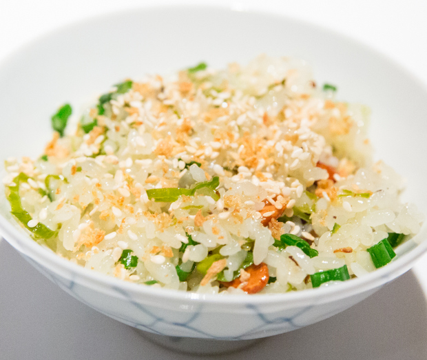 photo of koshihikari fried rice