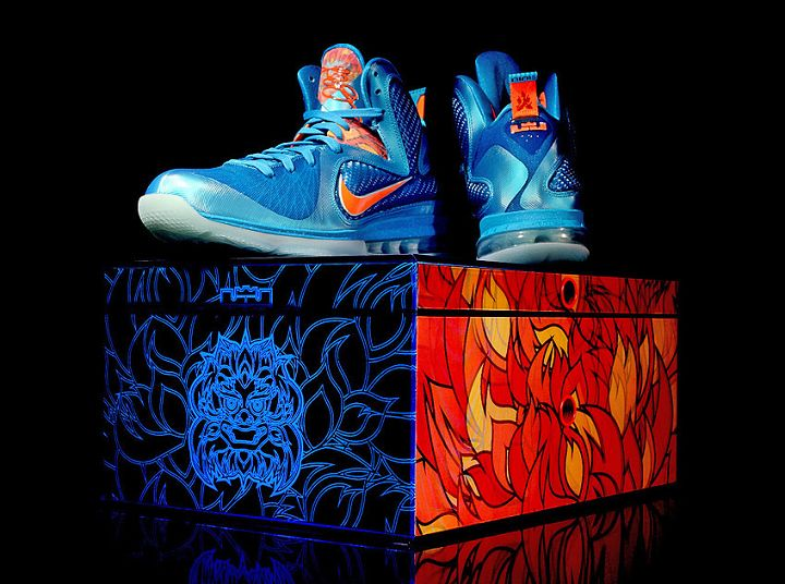 separation shoes c1136 c463a LEBRON 9 8220China8221 Special Packaging That Makes You Want Them More ...
