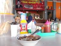Bakso Pak Geger Pamularsih Semarang