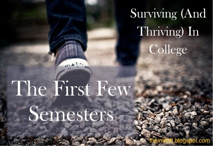 Surviving College First Few Semesters