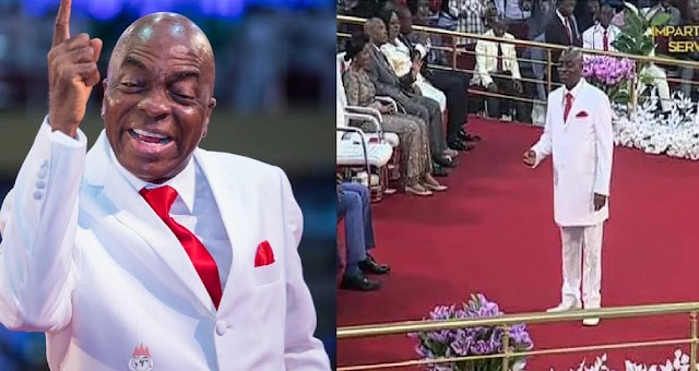 Keep Quiet And Face Your Job, Don't Budget On Someone's Resources – Oyedepo Slams Critics Asking Him To Build A Factory Instead Of Church Auditorium (VIDEO)