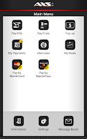 Screenshot of AXS Payment