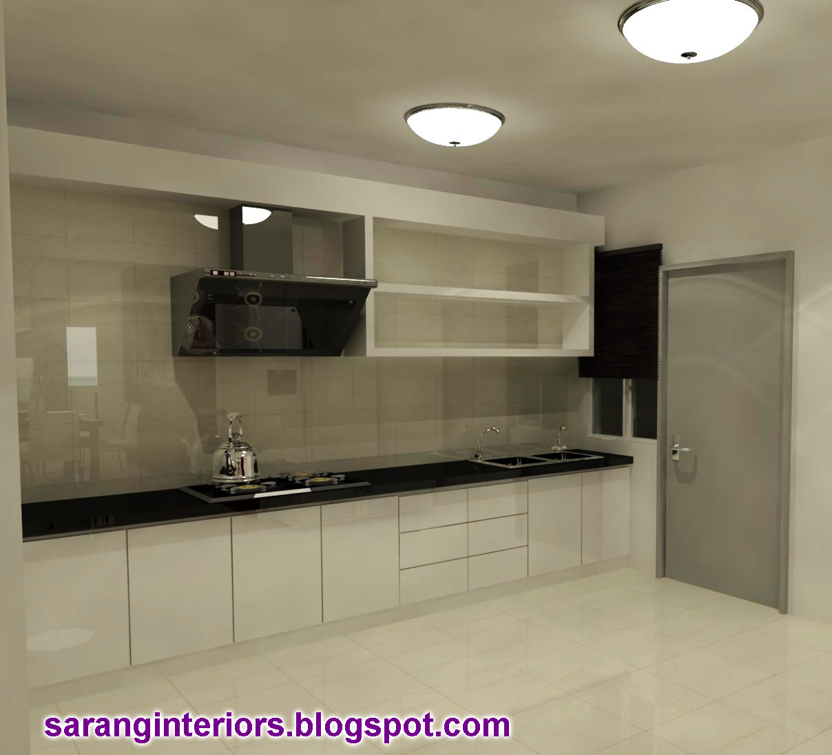 Sarang Interiors Modern Tropical Interior Design By: SARANG INTERIORS: PLATINUM VICTORY 8, SETAPAK