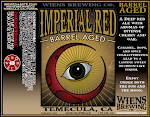 Wiens Barrel Aged Imperial Red