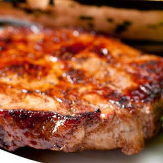 Country Style Baked Pork Chops.