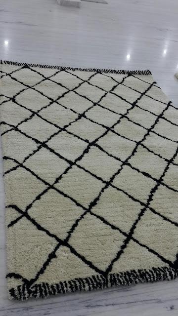 handmade morrocon style rug