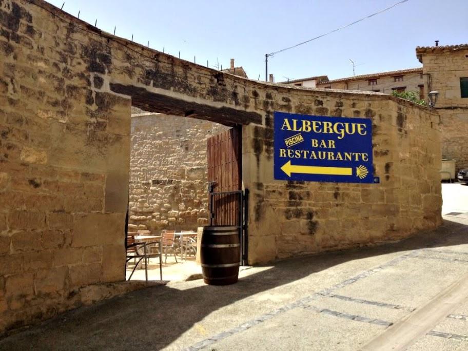 Albergue La Pata de Oca, Torres del Río, Navarra :: Albergues del Camino de Santiago