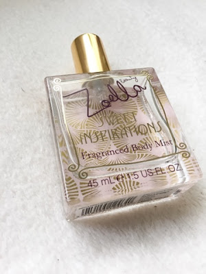 Zoella Sweet Inspirations body mist