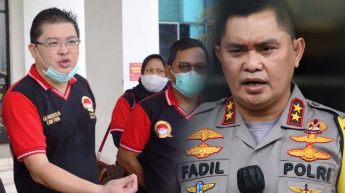 PMJ Bungkam Dimintai Klarifikasi Oleh Sejumlah Media Atas Tudingan LQ Indonesia Lawfirm Terkait Dugaan Polda Sarang Mafia Hukum