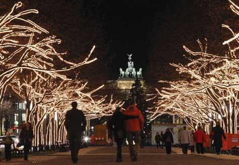 Berlín en Navidad 2