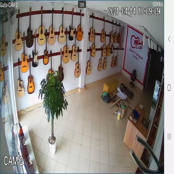 camerea thai nguyen