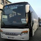 Setra van Ava Coach (GB)