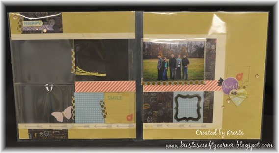 Wanderful_2 page layout_retreat15_flip flaps_with washi
